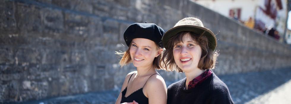 MARCHE OU CREVE - Diane Rouxel & Jeanne Cohendy ©ManuelMoutier