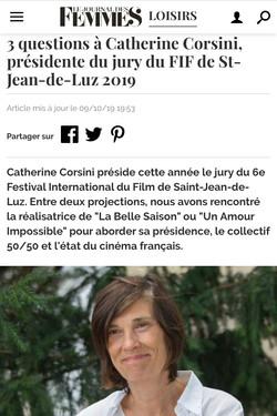 09-10-2019 LE JOURNAL DES FEMMES