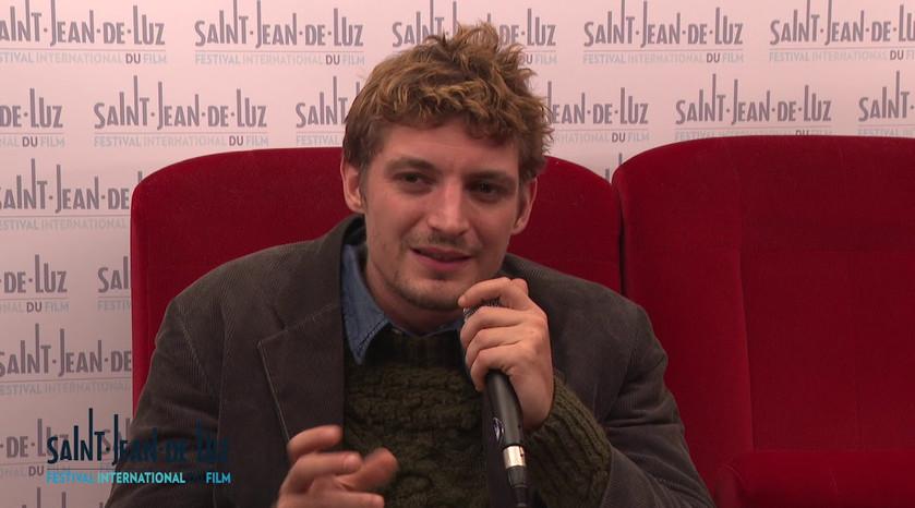 """Interview de Niels SCHNEIDER, acteur pour le film """"Sympathie pour le Diable"""""""