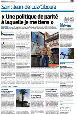 08-10-2019 Sud Ouest