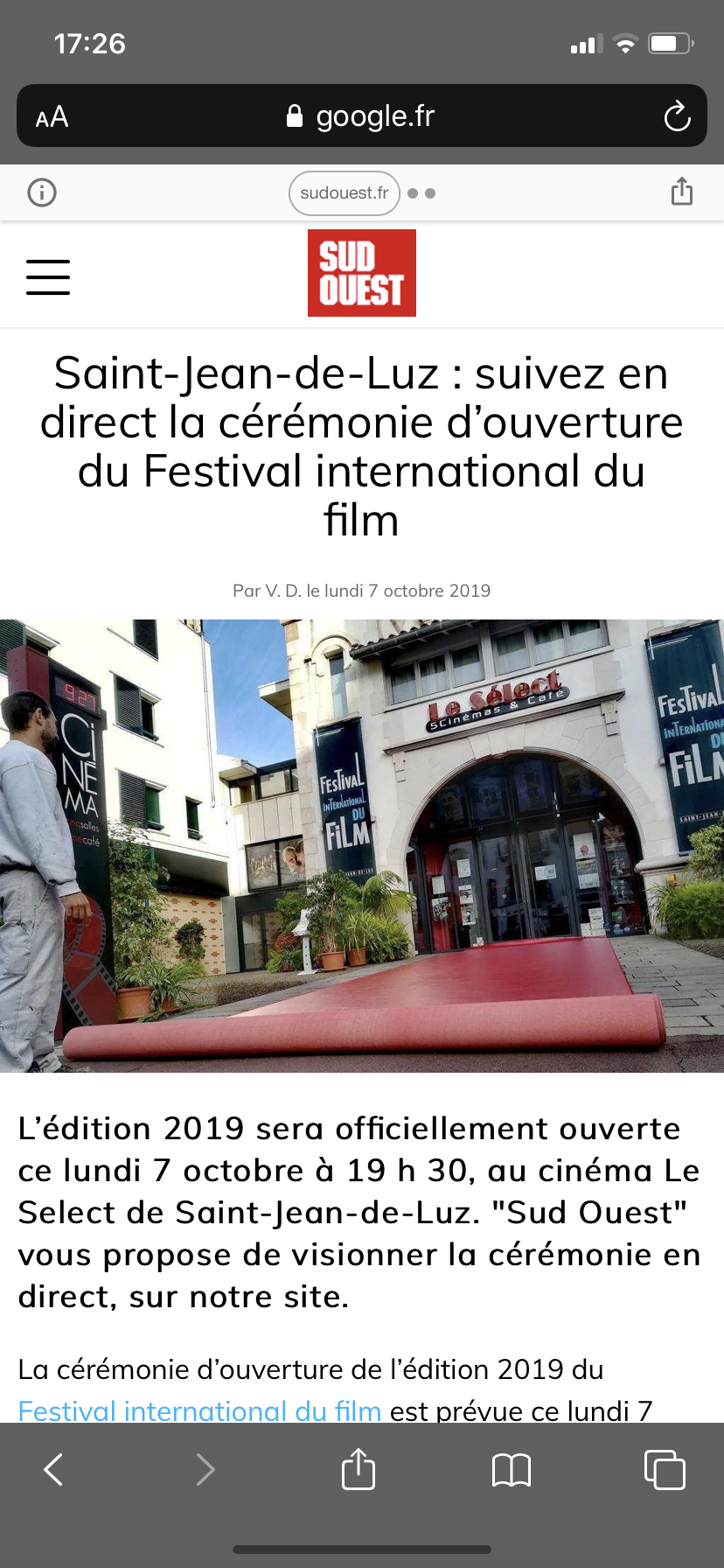 07-10-2019 Sud OUest