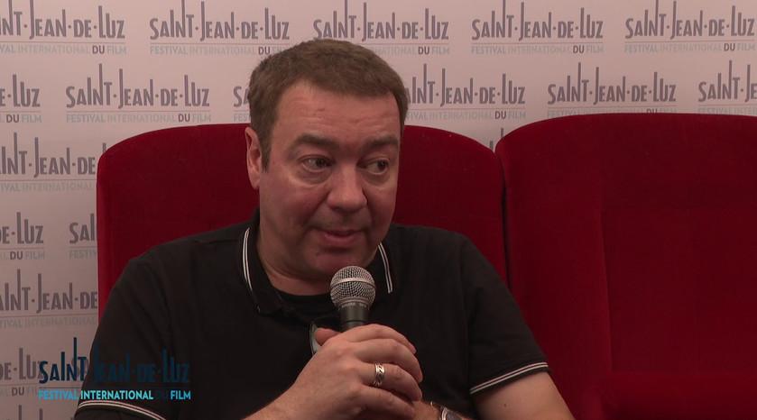 """Interview du réalisateur Frederic CARPENTIER, pour le film """"Jeunesse Sauvage"""""""