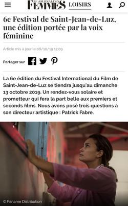 08-10-2019 Le journal des femmes 2