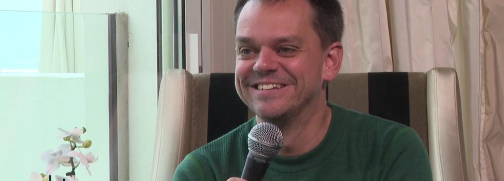 Interview de Cyprien VIAL, réalisateur et membre du jury