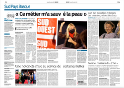 Sud Ouest 10-10-20