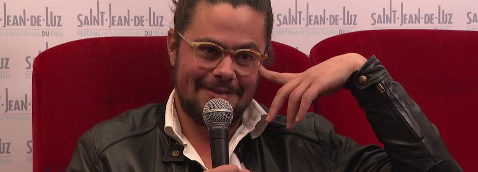 """Interview du réalisateur Mathias PARDO pour le film """"L'échappée"""""""