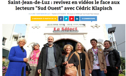 Sud ouest 07/10/16