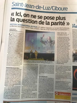 15-09-2018 Sud Ouest