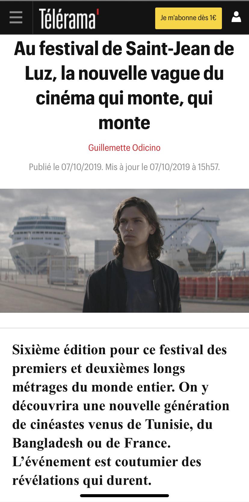 07-10-2019 Télérama
