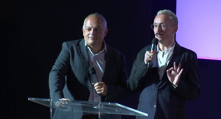 Cérémonie d'ouverture du Festival International du Film de Saint-Jean-de-Luz 2019