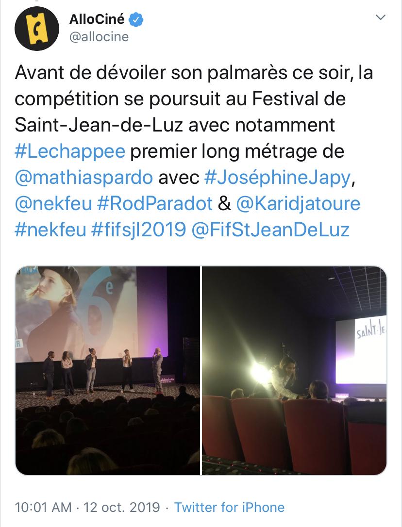 10-10-2019 Allociné