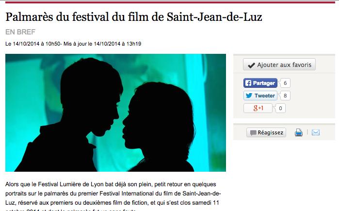 Sur Télérama.fr