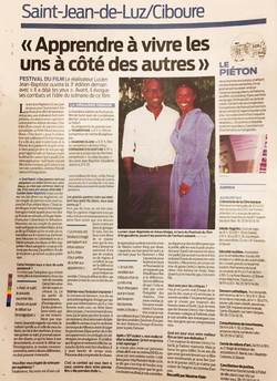 Sud ouest 03/10/16
