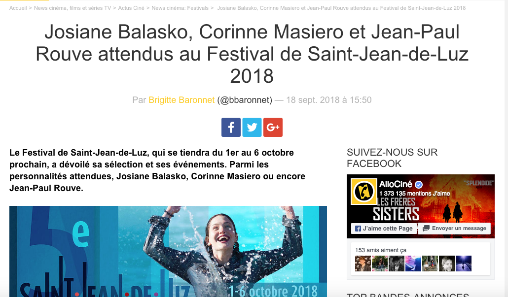 18-09-2018 AlloCiné