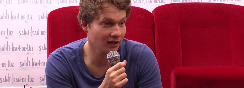 """Interview du réalisateur Morgan SIMON pour le court métrage """"Plaisir Fantôme"""""""