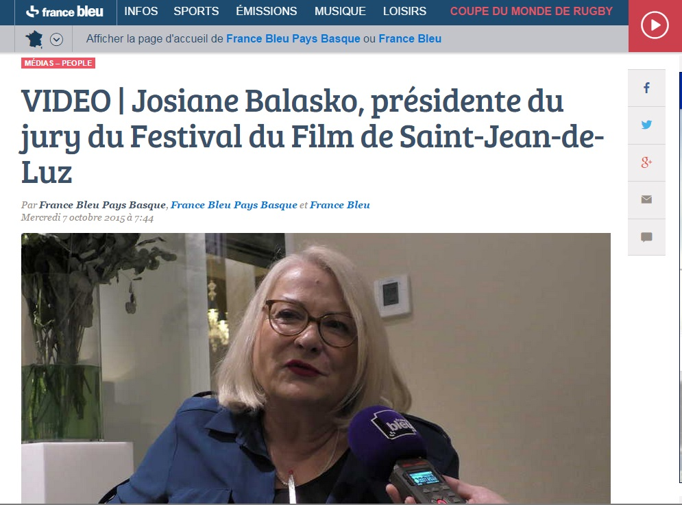 France Bleu 7 Octobre