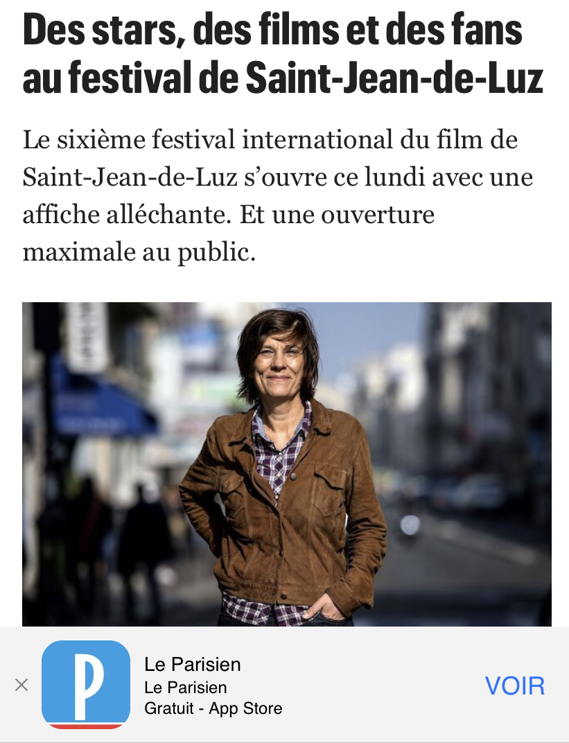 06-10-2019 Le Parisien