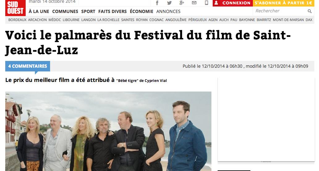 Sur SudOuest.fr