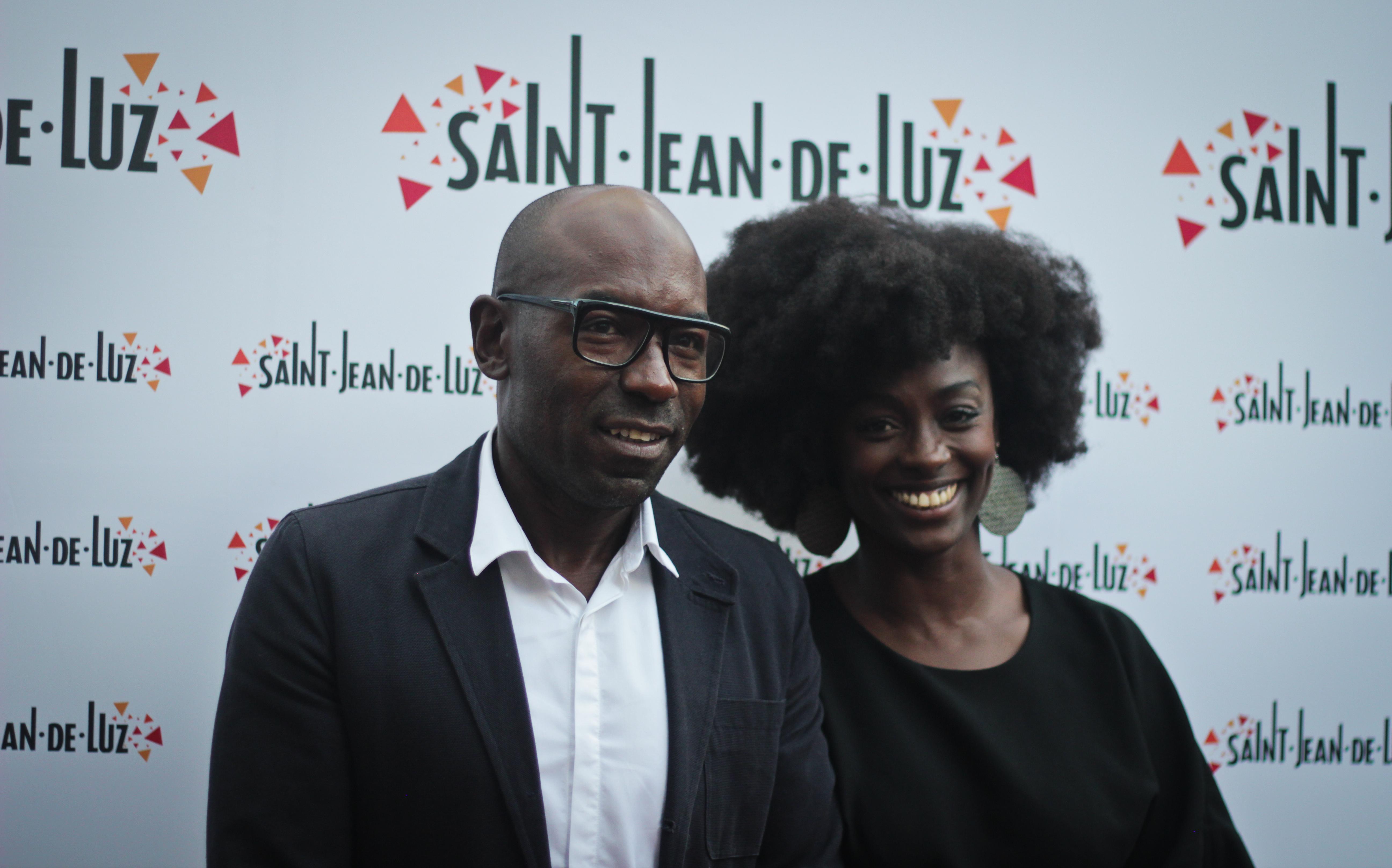 Aissa Maiga et Lucien Jean-Baptiste