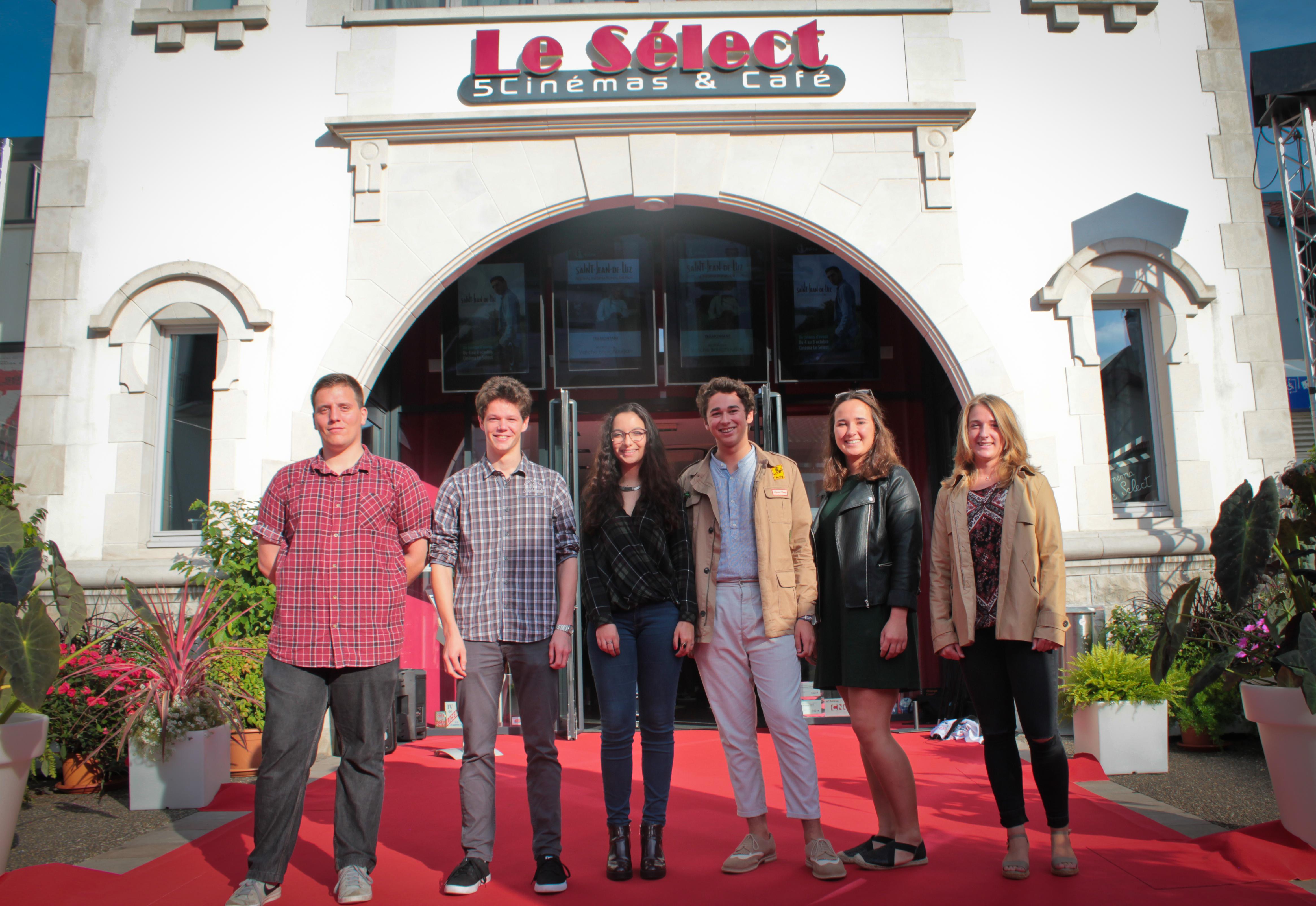 Le Jury Jeunes 2016