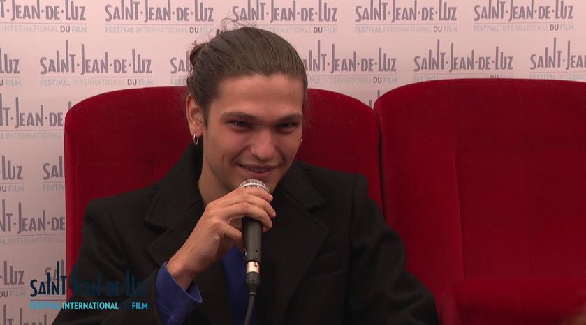 """Interview de l'acteur Pablo COBO pour le film """"Jeunesse sauvage"""""""