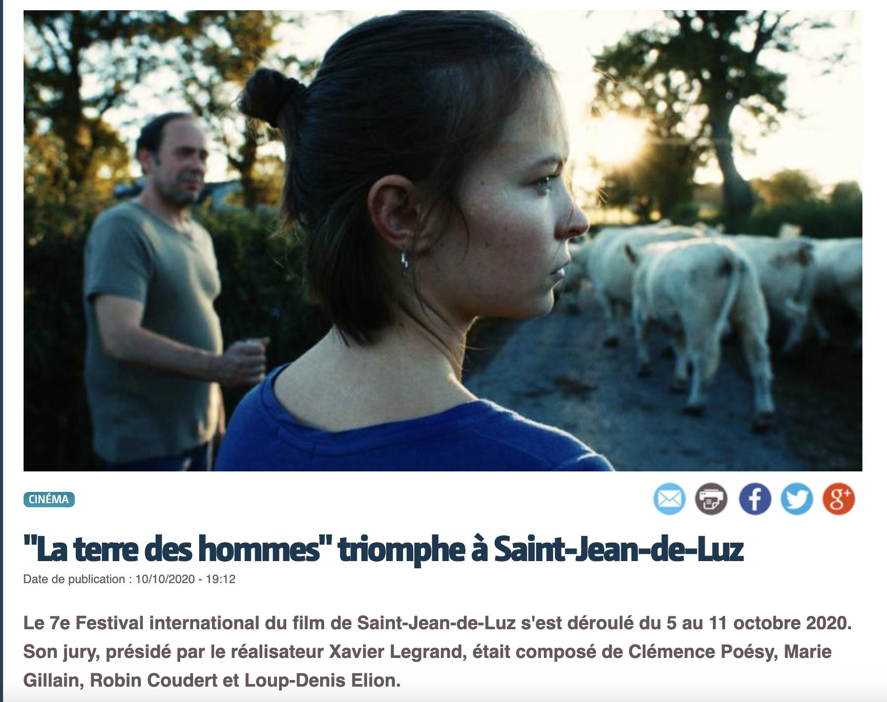 Le Film Français 10-10-20