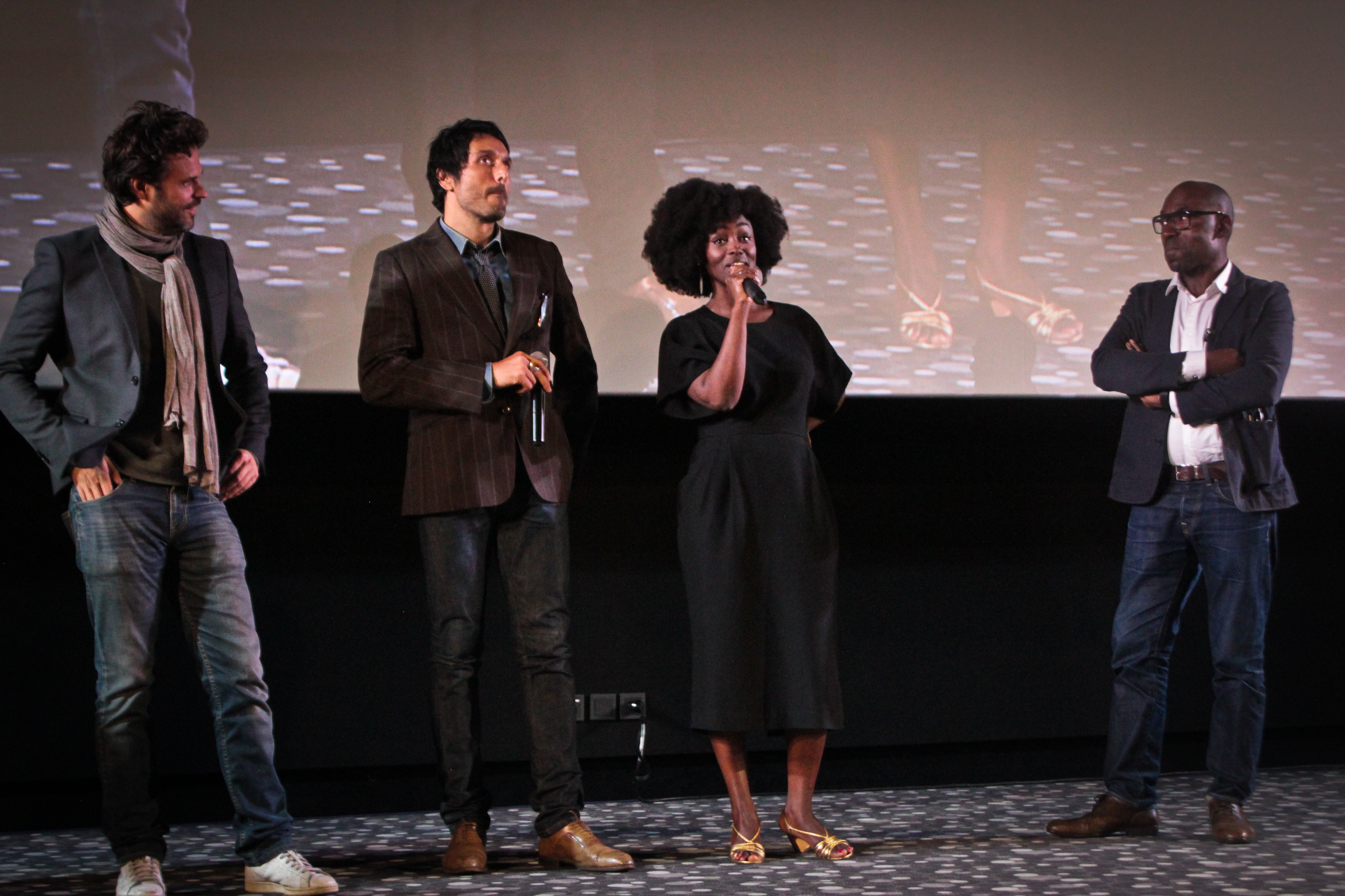 L'équipe du film