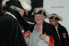 L'honneur des Corsaires à Laurent Bénégui