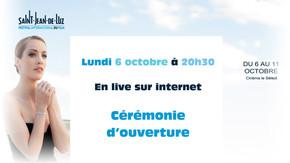Live vidéo : la cérémonie d'ouverture sur internet en direct