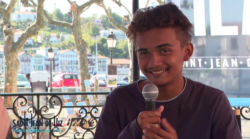 """Interview de l'acteur Sarm HENG pour le film """"Freedom"""""""