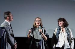 Audrey Estrougo et Anne Le Ny