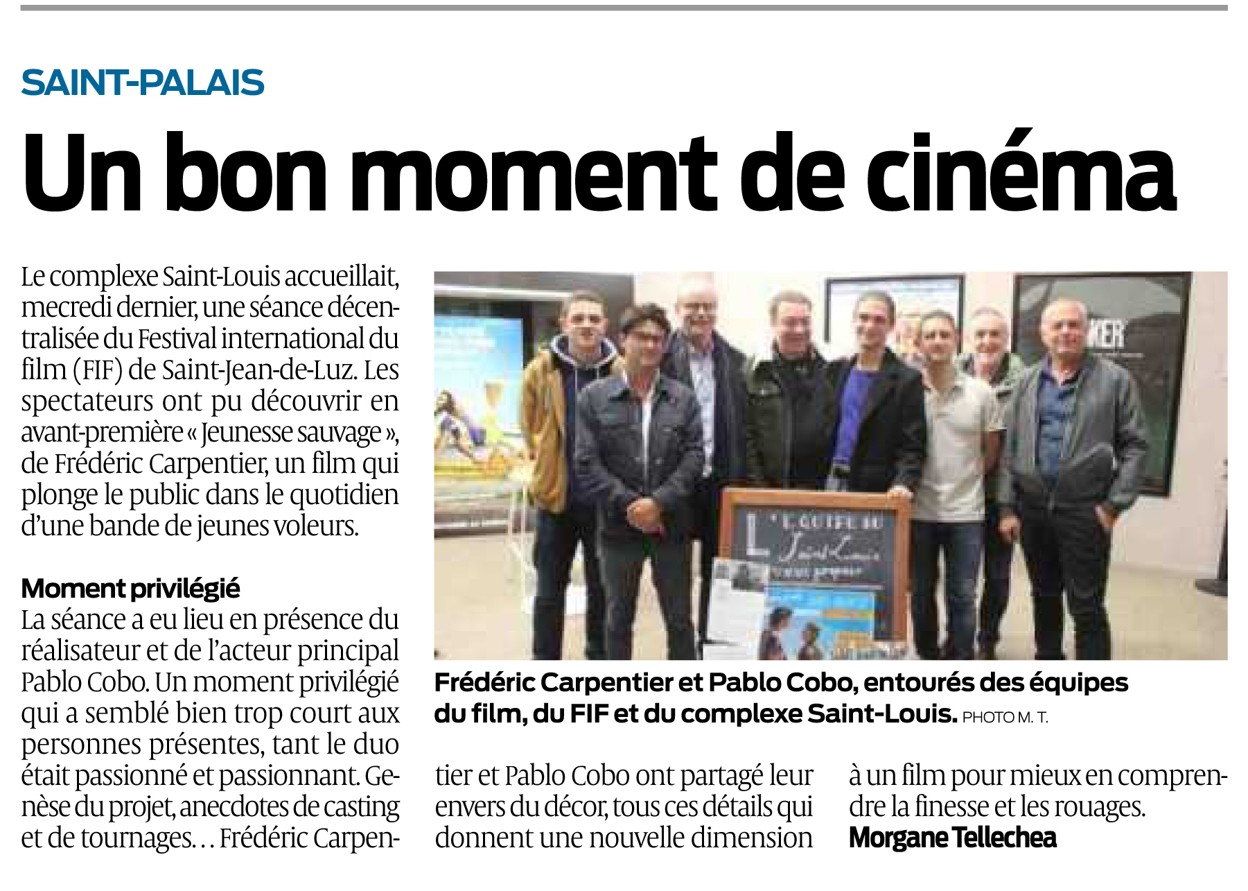14-10-2019 Sud Ouest