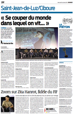09-10-2019 Sud Ouest