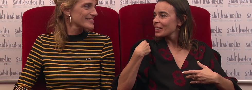 Pupille - Interview d'Olivia Cote et Elodie Bouchez