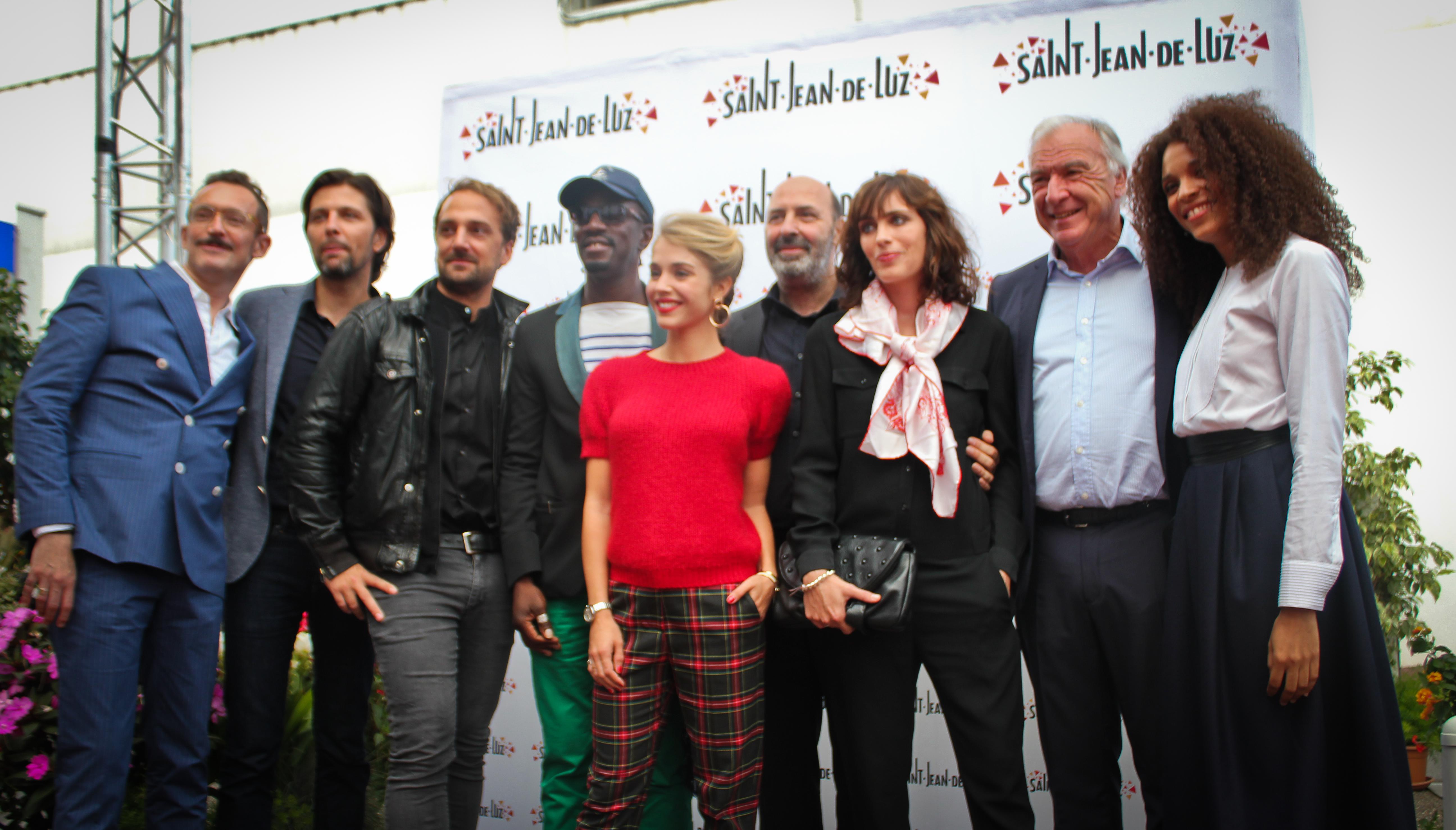 Le Jury 2016 avec Monsieur le Maire