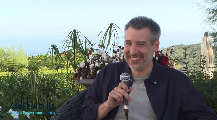 """Interview du réalisateur Gregory MAGNE pour le film """"Les Parfums"""""""