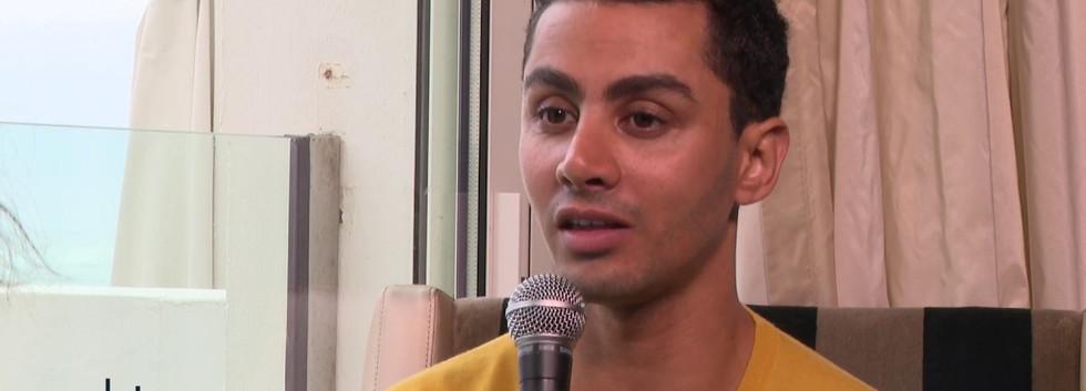 Interview de Djanis BOUZYANI, acteur, danseur et membre du jury