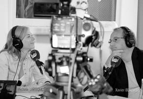 Live vidéo : Xavier Beauvois et Michèle Laroque invités de Daniela Lumbroso