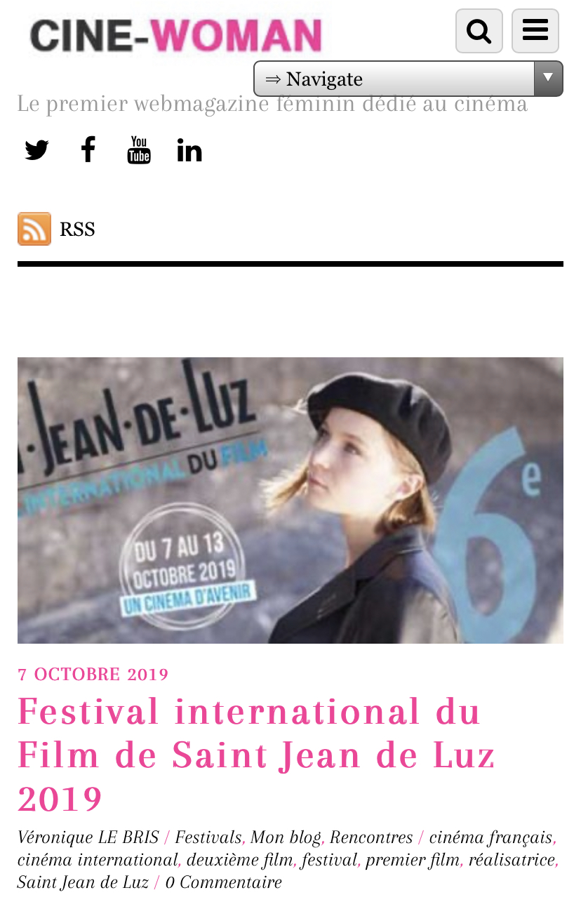 07-10-2019 Cinewoman.fr