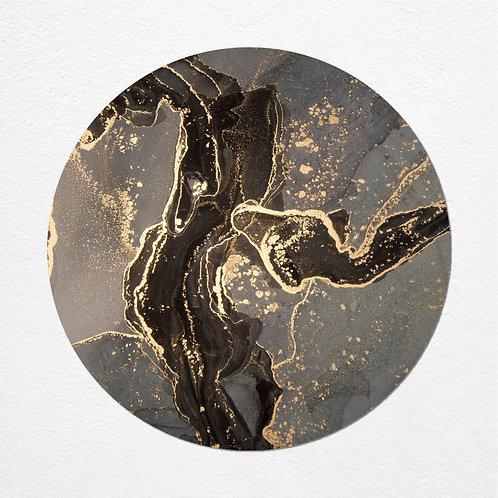 Marmer Black Gold
