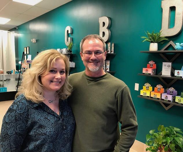 Stroke Survivor Opens First CBD Store in Lenexa - Shawnee Mission Post