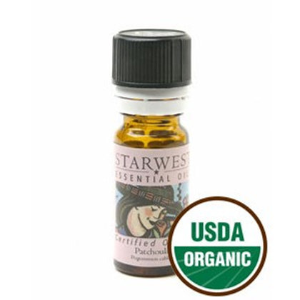 Patchouli Essential Oil - 1/3 oz.