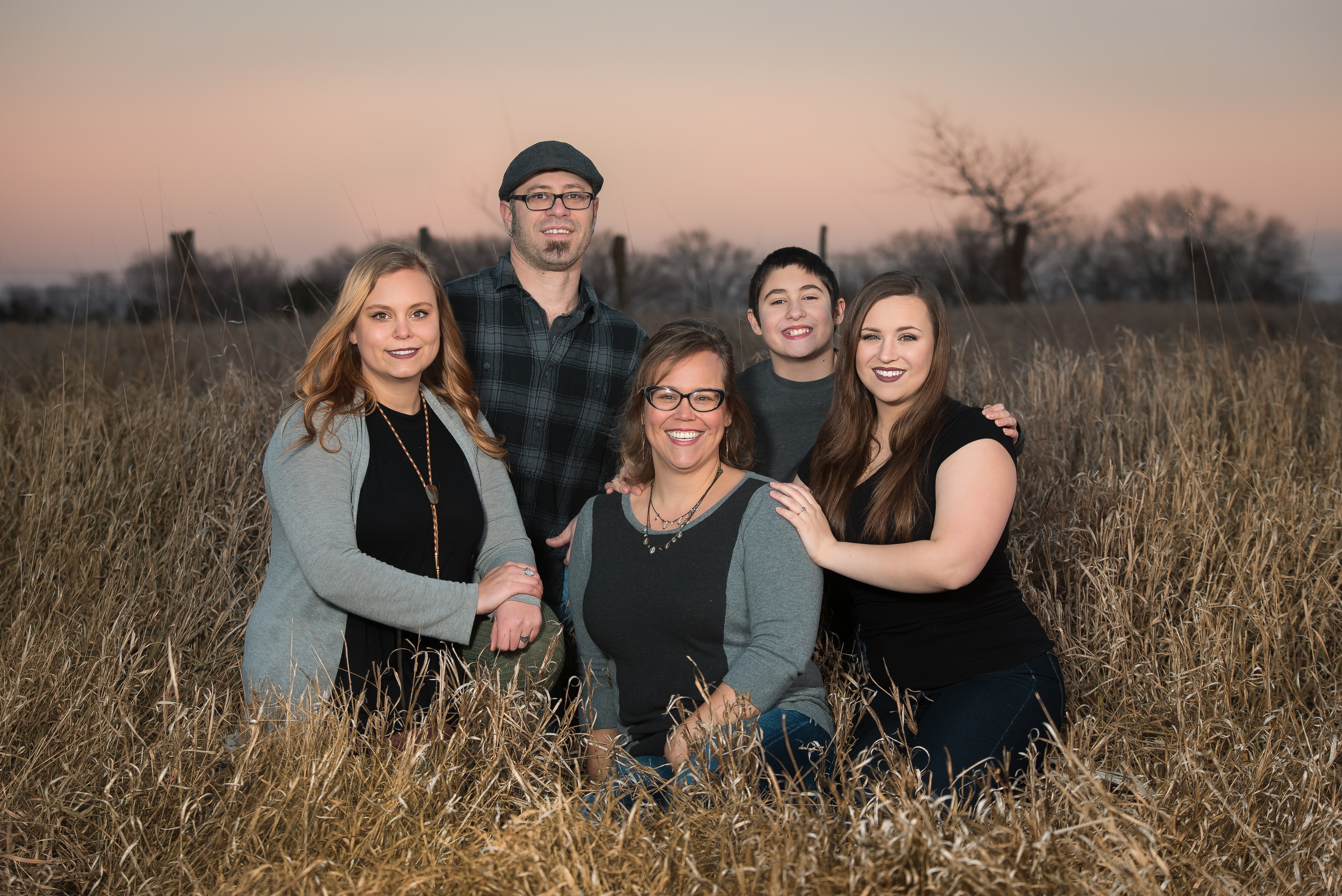 Full Family Photography Session - $350