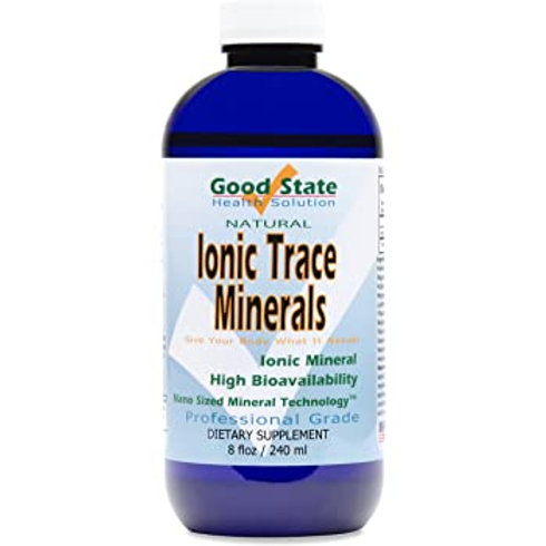 Ionic Trace Minerals