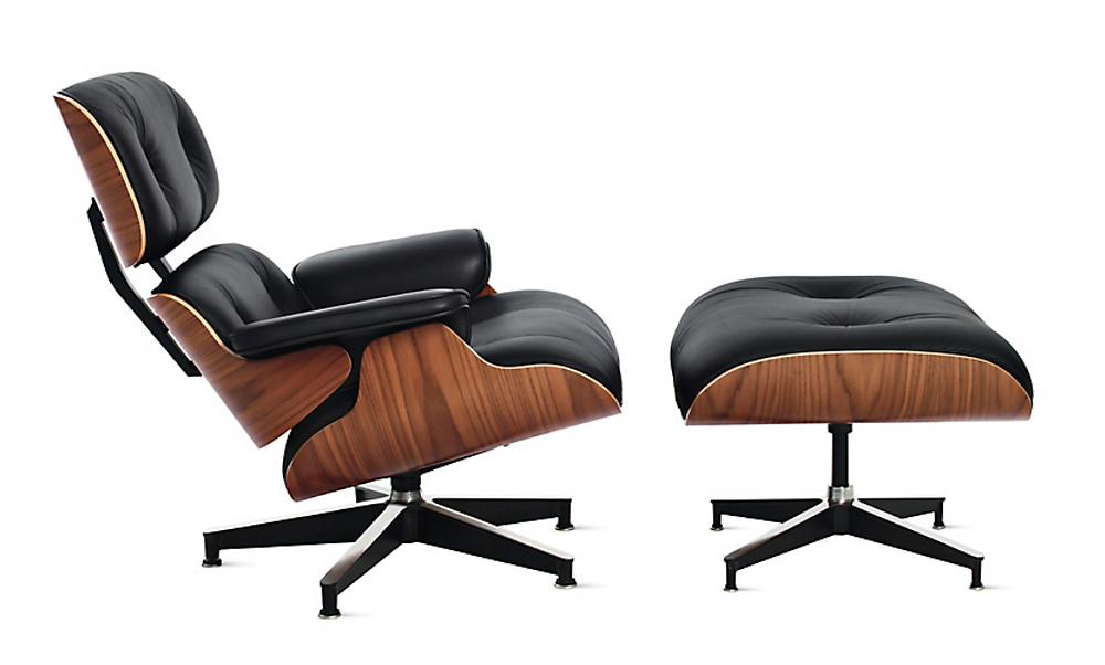 Charles Eames Lounge Chair