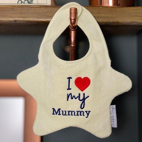 The 'I Love My Mummy' One