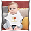 Baby wearing 'I love my Mammy' bib