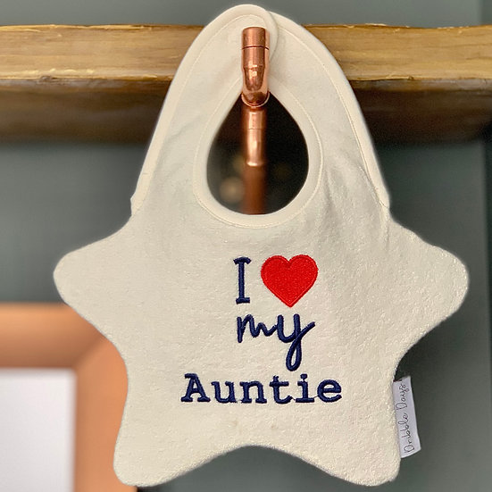 I love my auntie front view