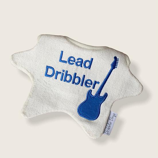 Lead Dribbler Baby Bib Cut Out