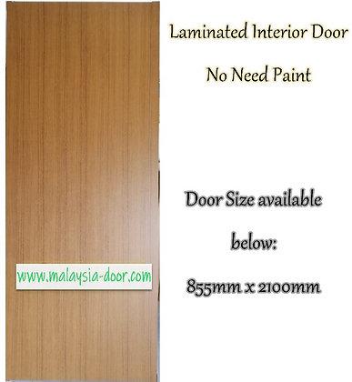 <BARN DOOR> MDLD-3080 Laminated Door l door malaysia